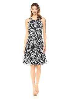Tommy Hilfiger Women's Halter Neck lace Dress
