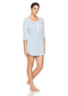 Tommy Hilfiger Women's Henley Sleep Dress  L
