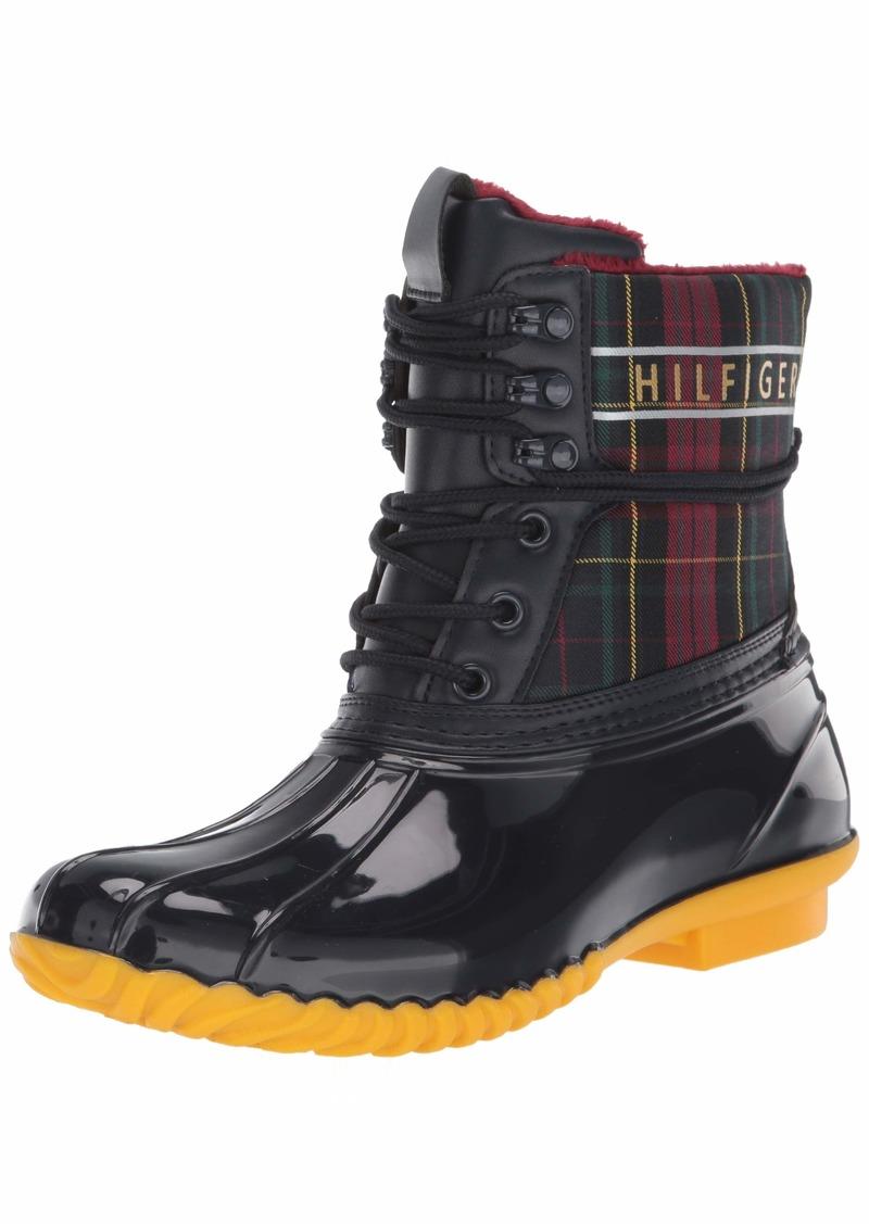 Tommy Hilfiger Women's HESSA Snow Boot   M US