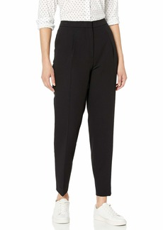 Tommy Hilfiger Women's HIGH Waisted Straight Leg TROSER Pant
