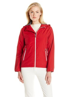 Tommy Hilfiger Women's Hooded Windbreaker