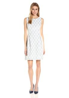 Tommy Hilfiger Women's Harbour Stripe Dress