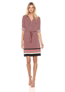 Tommy Hilfiger Women's Jersey Shirt Dress