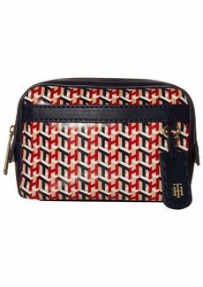 Tommy Hilfiger Women's Julia Belt Bag Navy/Multi