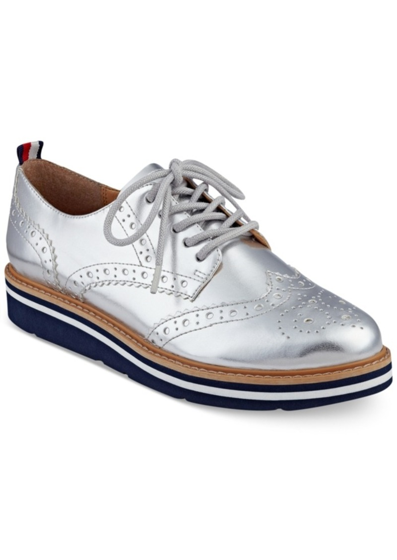 tommy hilfiger tommy hilfiger womens kabriele laceup