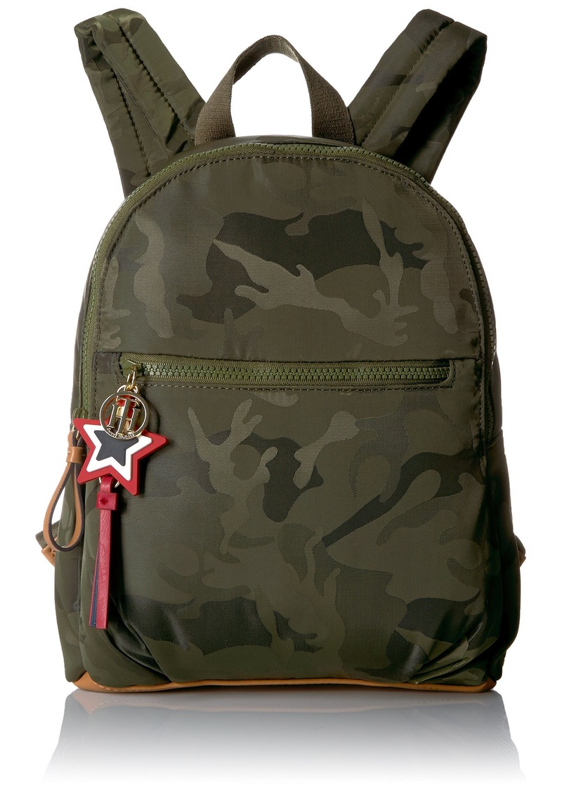 Tommy Hilfiger Women's Karina Nylon Backpack