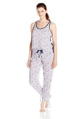 Tommy Hilfiger Women's Top and Pant Pajama Set Pj