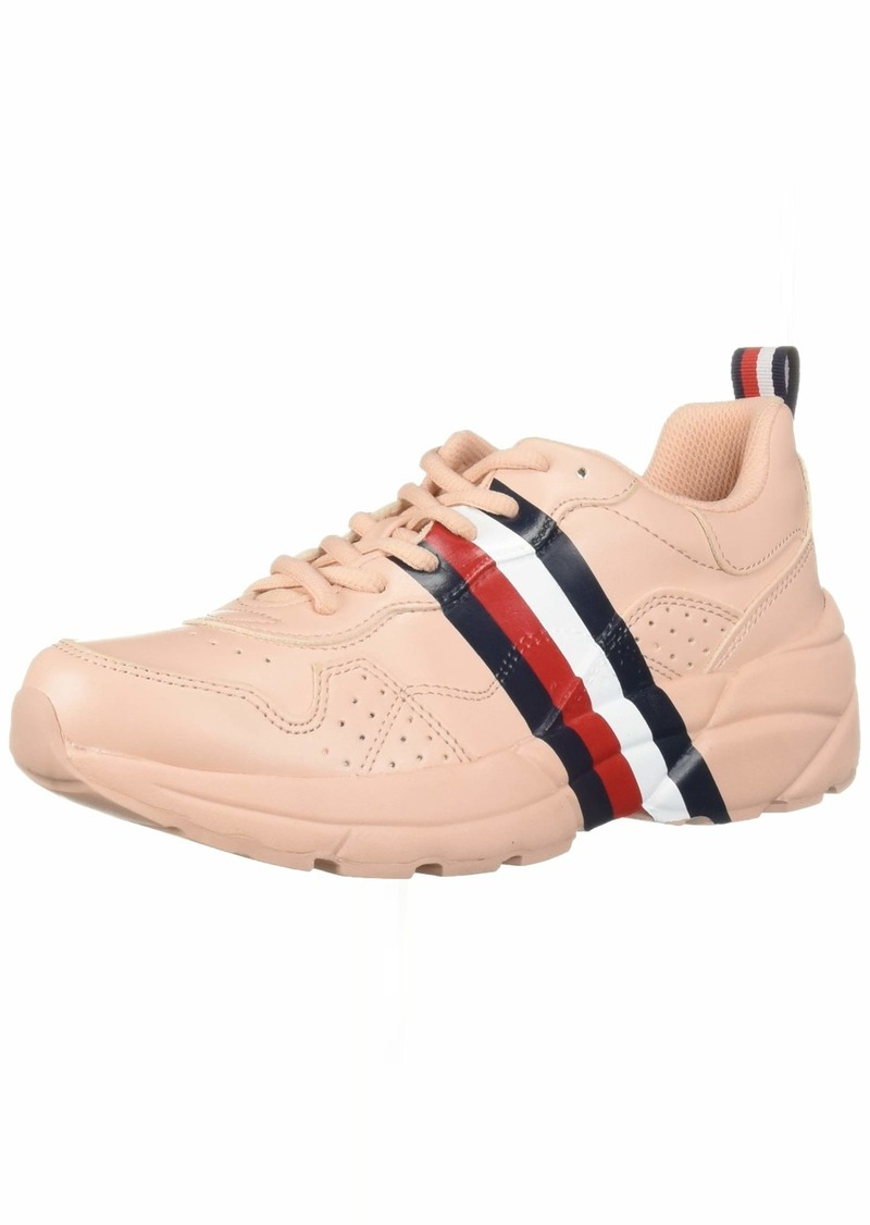 Tommy Hilfiger Women's Lenka Sneaker   M US