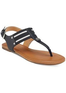 Tommy Hilfiger Women's Lenrick Flat Sandals Women's Shoes