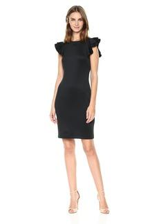 Tommy Hilfiger Women's Light Weight Scuba Dress