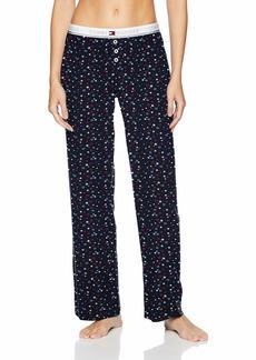 Tommy Hilfiger Women's Logo Bottom Lounge Pajama Pant Pj  S
