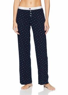 Tommy Hilfiger Women's Logo Bottom Lounge Pajama Pant Pj  XL