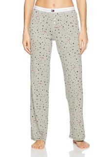 Tommy Hilfiger Women's Logo Pajama Pant  S