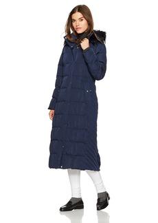 Tommy Hilfiger Women's Long Maxi Coat