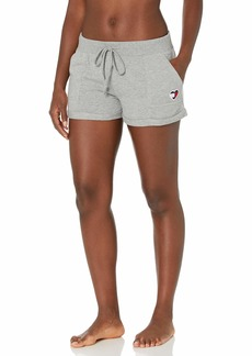 Tommy Hilfiger Women's Lounge Short French Terry Pajama Bottom Pj