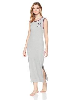 Tommy Hilfiger Women's Maxi Sleepdress Pajama PJ  S
