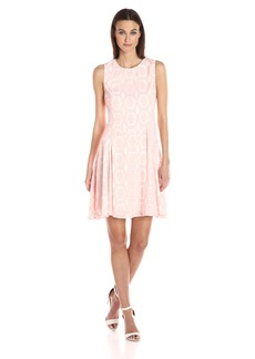 Tommy Hilfiger Women's Moroccan Burnout Dress