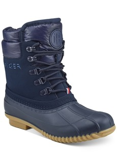 Tommy Hilfiger Women's Muddy Cold-Weather Boots Women's Shoes