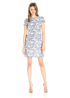 Tommy Hilfiger Women's Orchird Lace Two Pocket Dress