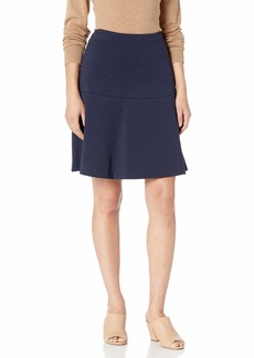 Tommy Hilfiger Women's Ponte A-Line Skirt