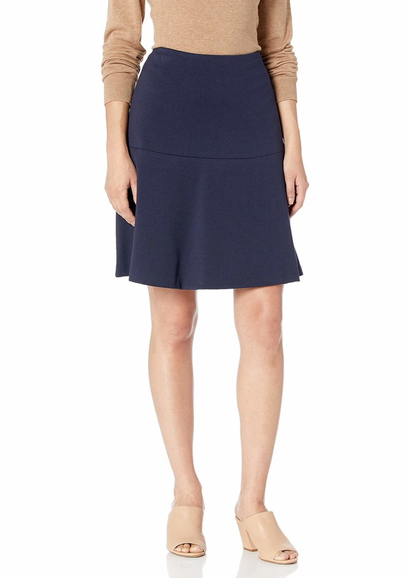 Tommy Hilfiger Women's Ponte A-Line Skirt