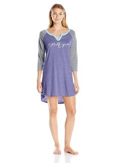Tommy Hilfiger Women's Sleepdress Pajama Pj  L