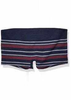 Tommy Hilfiger Women's Seamless Boyshort Underwear Panty