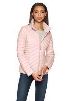 Tommy Hilfiger Women's Short Packable Down Jacket  XS