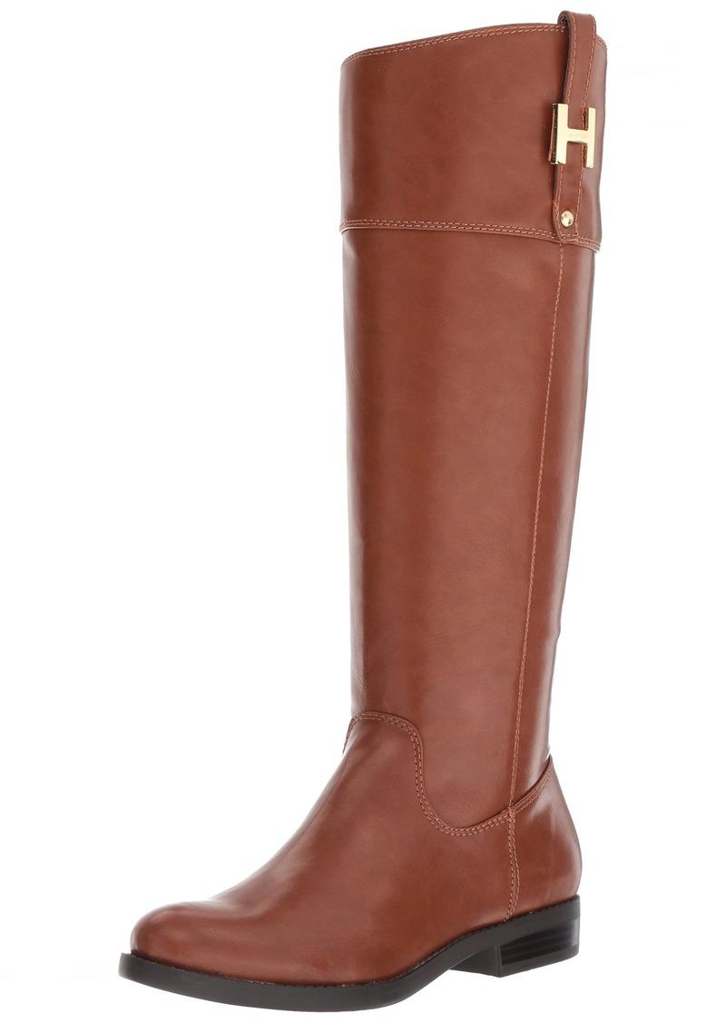 Tommy Hilfiger Women's SHYENNE Equestrian Boot   Medium US