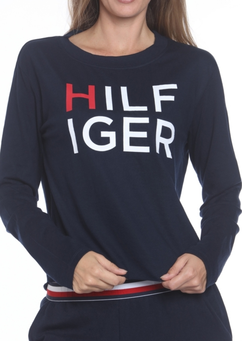Tommy Hilfiger Women's Sleep Tee, Online Only