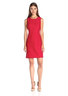 Tommy Hilfiger Women's Sleeveless Cable Knit Shift Dress