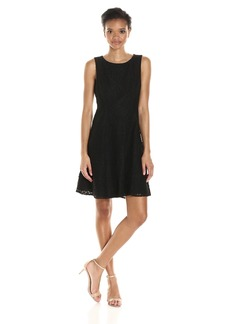 Tommy Hilfiger Women's Sleeveless Lace Dress