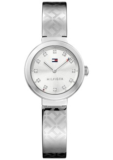 Tommy Hilfiger Women's Sophisticated Sport Stainless Steel Bangle Bracelet Watch 28mm 1781714