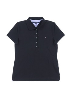 Tommy Hilfiger Women's SS CORE Pique Polo-Solid  S