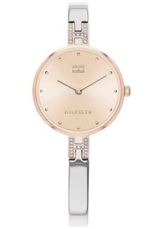Tommy Hilfiger Women's Stainless Steel Bracelet Watch 26mm
