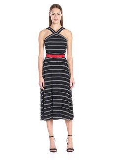 Tommy Hilfiger Women's Stripe Jersey Dress