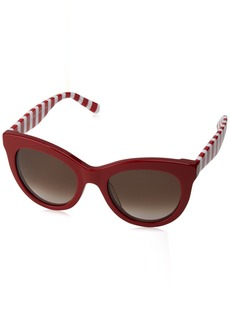 Tommy Hilfiger Women's Th1480s Cateye Sunglasses  51 mm