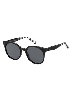 Tommy Hilfiger Women's TH1482/S Round Sunglasses
