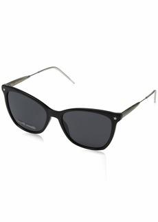 Tommy Hilfiger Women's Th1647s Cateye Sunglasses  54 mm