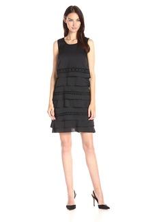 Tommy Hilfiger Women's Tiered Dress