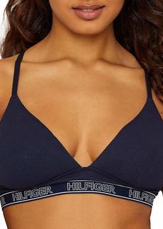 Tommy Hilfiger Women's Triangle Convertible Modal Bralette