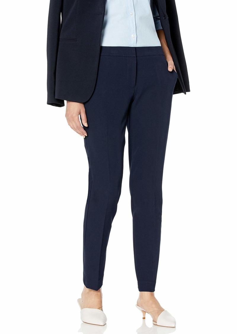 Tommy Hilfiger Women's Tuxedo Stripe Skinny Leg Trouser Pant