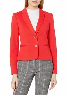 Tommy Hilfiger Women's Classic Two Button Blazer