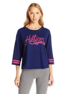 Tommy Hilfiger Women's Pullover Top Pajama Shirt Pj  XS