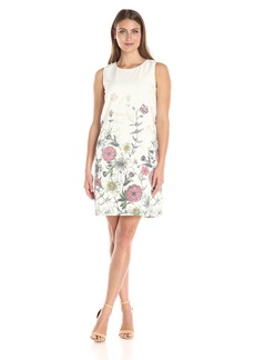 Tommy Hilfiger Women's Vita Floral Shift Dress
