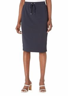 Tommy Hilfiger Women's Womans Knit Skirt  M