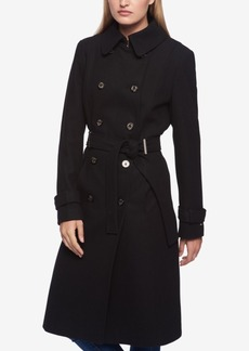 Tommy Hilfiger Wool-Blend Trenchcoat