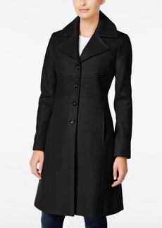 Tommy Hilfiger Wool-Blend Walker Coat