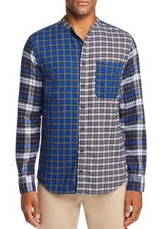 Tommy Hilfiger X Lewis Hamilton Check Button-Down Shirt