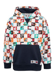 Tommy Hilfiger X Space Jam: New Legacy Toddler Boys All Over Print Space Jam Pullover Hoodie